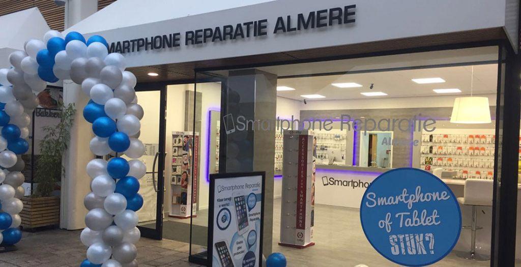 Smartphone Reparatie Almere & iPhone Reparaties